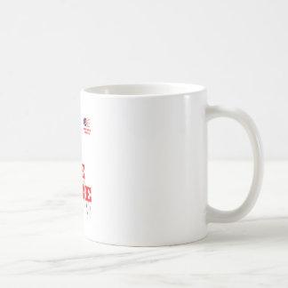 MI'KMAQの誇りを持ったな1匹の種族 コーヒーマグカップ