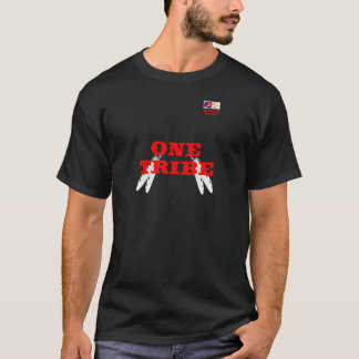 MI'KMAQの誇りを持ったな1匹の種族 Tシャツ
