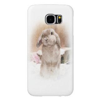 Milaの電話箱の白 Samsung Galaxy S6 ケース