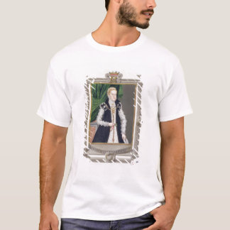 Mildred CookeのBurghley 「Memからの女性のポートレート Tシャツ