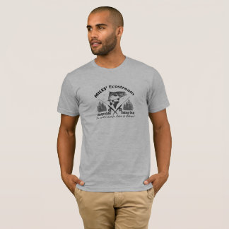 Miles' Ecostream Biodegradable Fishing Gear Tshirt Tシャツ