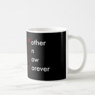 MILF -永久に義母 コーヒーマグカップ