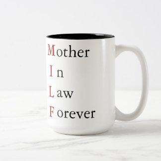 MILF -永久に義母 ツートーンマグカップ
