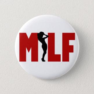 milf 5.7cm 丸型バッジ