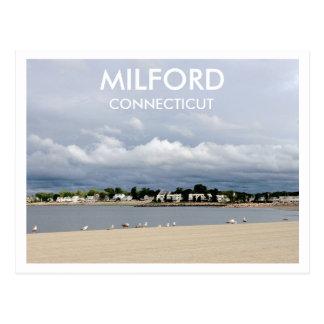 Milford、コネチカット ポストカード