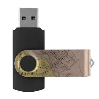 Milford、南Milford USBフラッシュドライブ