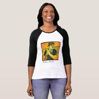 Milianoの不適当な物レディースTシャツ Tシャツ
