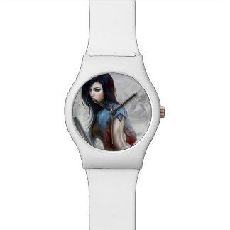 Milica Jevtic |のmilyknightによる芸術 腕時計
