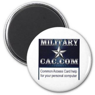 MilitaryCACの記念品 マグネット