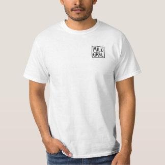MILKGRRLのロゴのTシャツ Tシャツ