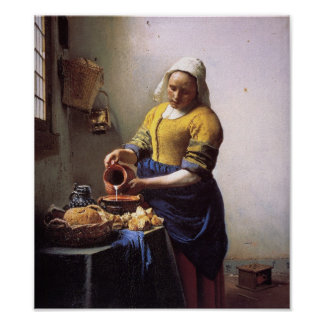 Milkmaid ポスター