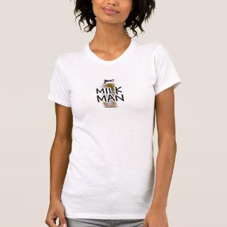 milkmanlogo tシャツ