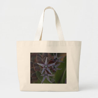 Milkweedの花 ラージトートバッグ