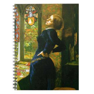 Millaisのノートによるマリアナ ノートブック