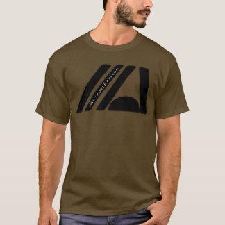Millportの芸術のTシャツ Tシャツ