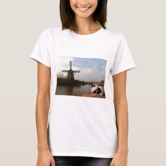 Millscapeの服装 Tシャツ