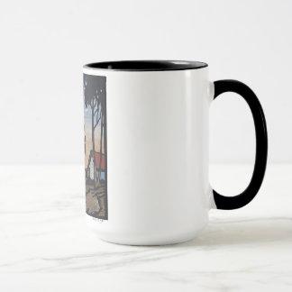 Millsmontのたそがれのマグ マグカップ