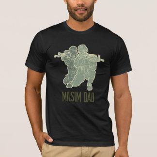 MilsimのパパのTシャツ Tシャツ