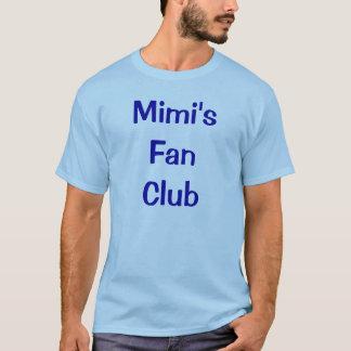 Mimiのファン・クラブ Tシャツ