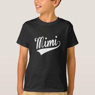 Mimiのレトロ、 Tシャツ