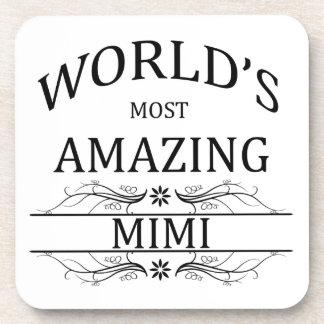 Mimiを最も驚かせる世界 コースター