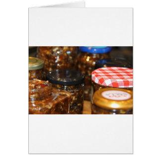 mincemeatの瓶 カード