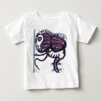 Mindweaponの書直しMindwipe ベビーTシャツ
