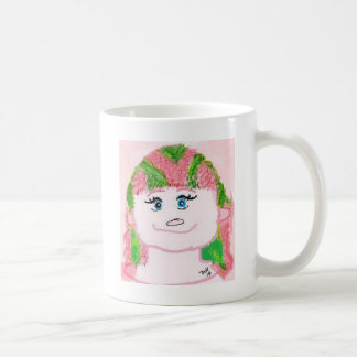 Mindyのペパーミント コーヒーマグカップ