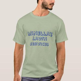 Minellaの芝生、サービス Tシャツ