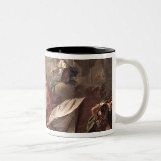 Minervaの保護を受けてPerseus、 ツートーンマグカップ