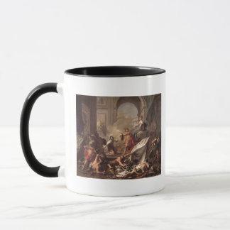 Minervaの保護を受けてPerseus、 マグカップ