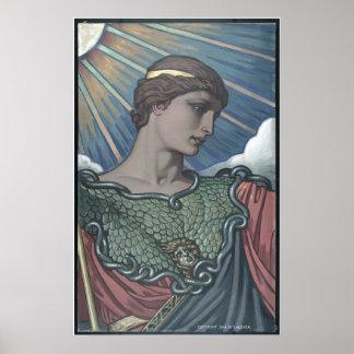 Minervaの勉強 ポスター