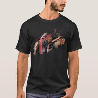 MinerWarsのワイシャツの宇宙船 Tシャツ