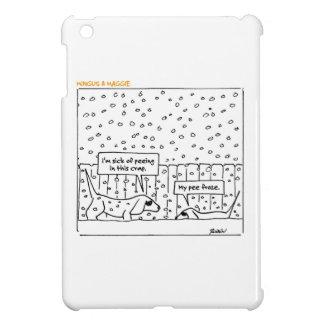 Mingus及びMaggie >>雪P. >>トートバック iPad Mini カバー