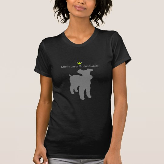 Miniature Schnauzerg5 Tシャツ