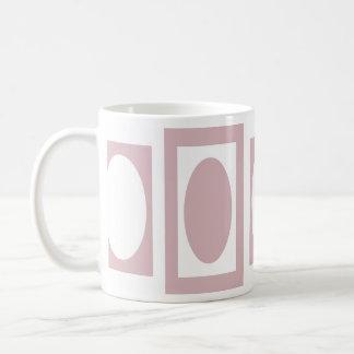 Minnieの藤色のレトロのマグ コーヒーマグカップ