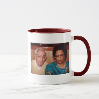 Minnie及びピーター マグカップ