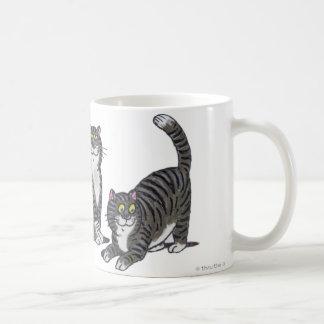 """Minnie""猫のマグ コーヒーマグカップ"