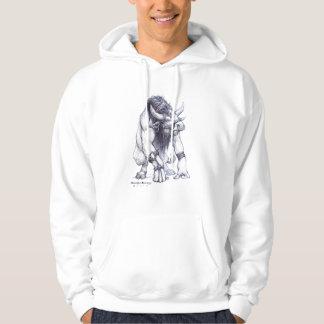 Minotaurのフード付きスウェットシャツ パーカ