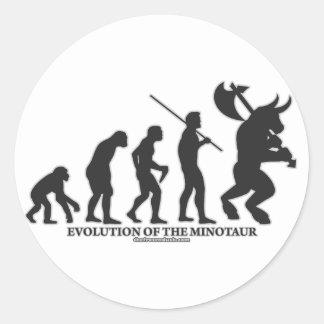 MInotaurの進化 ラウンドシール