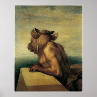 Minotaur ポスター