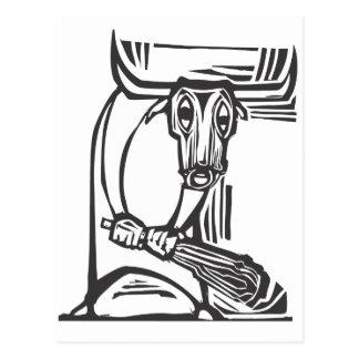 Minotaur ポストカード