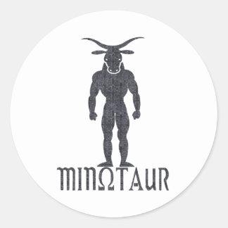 Minotaur ラウンドシール