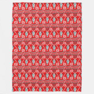 Minotaur Fleece Blanket, Large フリースブランケット