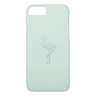 Mint Flamingo Shadow Minty Day Case iPhone 8/7ケース