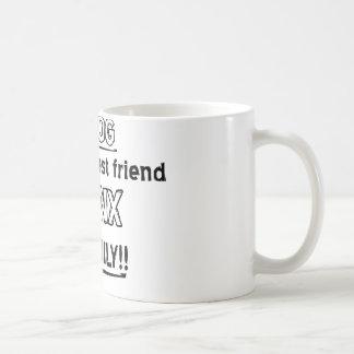 minx猫のデザイン コーヒーマグカップ