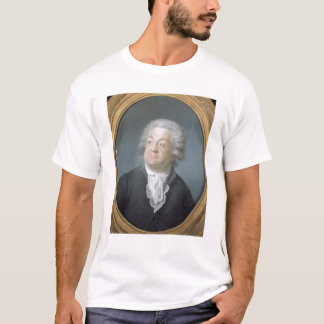 Mirabeau 1789年のHonoreガブリエルRiquetiの計算 Tシャツ