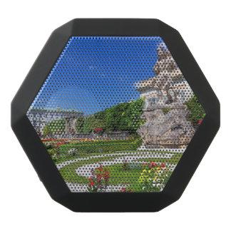 Mirabell宮殿および庭、ザルツブルク、オーストリア ブラックBluetoothスピーカー