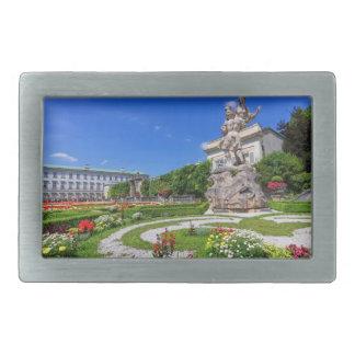 Mirabell宮殿および庭、ザルツブルク、オーストリア 長方形ベルトバックル