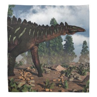 Miragaiaの恐竜- 3Dは描写します バンダナ